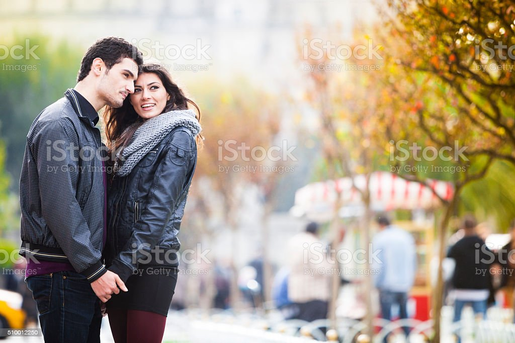 Great To Have A Day Off Together stock photo