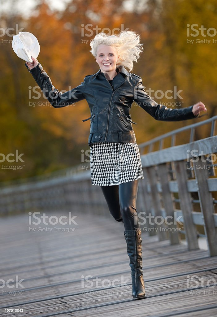 Great to see you again - Autumn Colors royalty-free stock photo