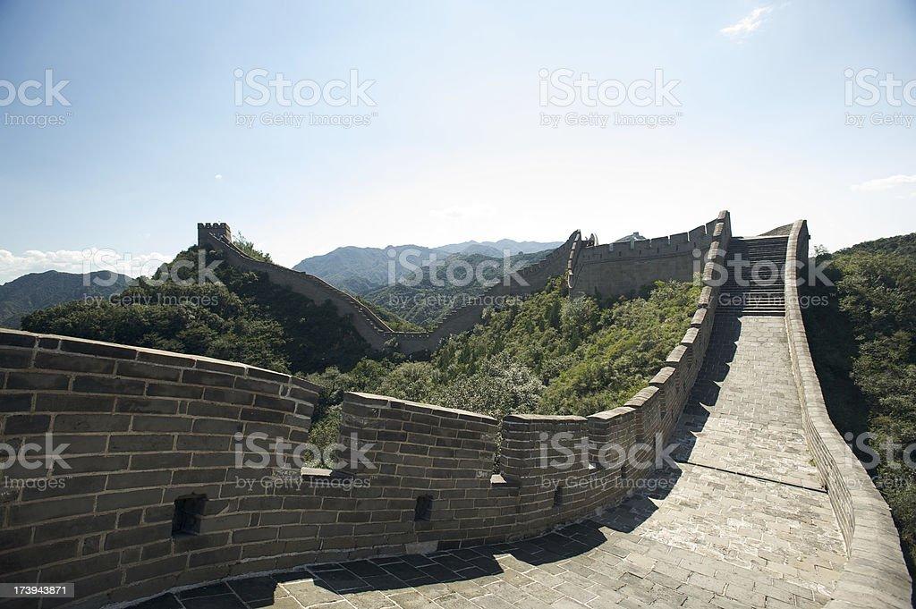 Great Wall, China stock photo