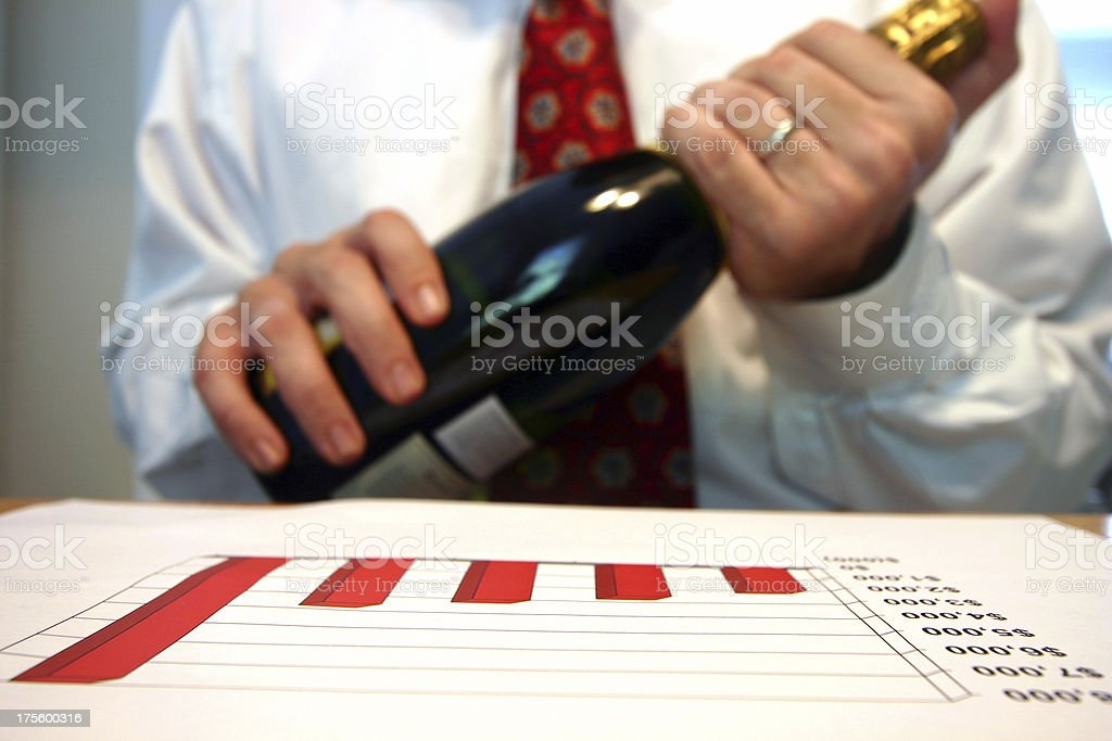 Great year royalty-free stock photo