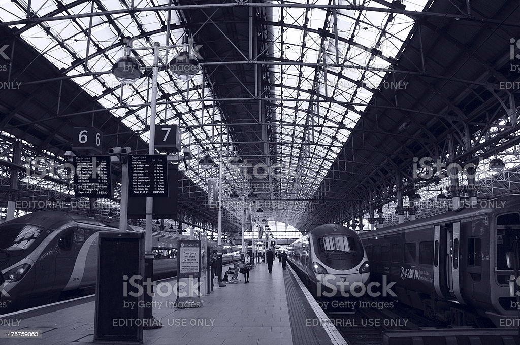 Greater Manchester, England, U.K. stock photo
