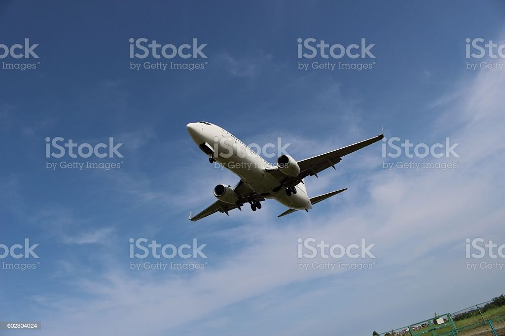 Greatest invention in the 20th century, aircraft Part 1 stock photo