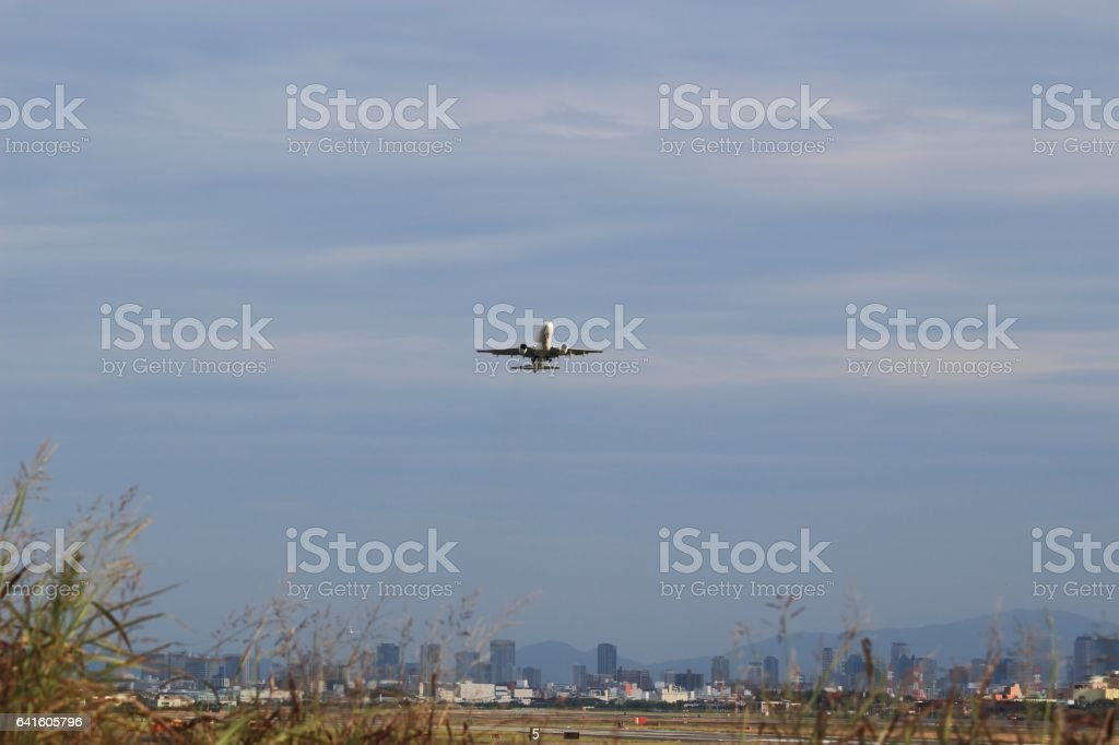 Greatest invention in the 20th century, aircraft Part 55 stock photo