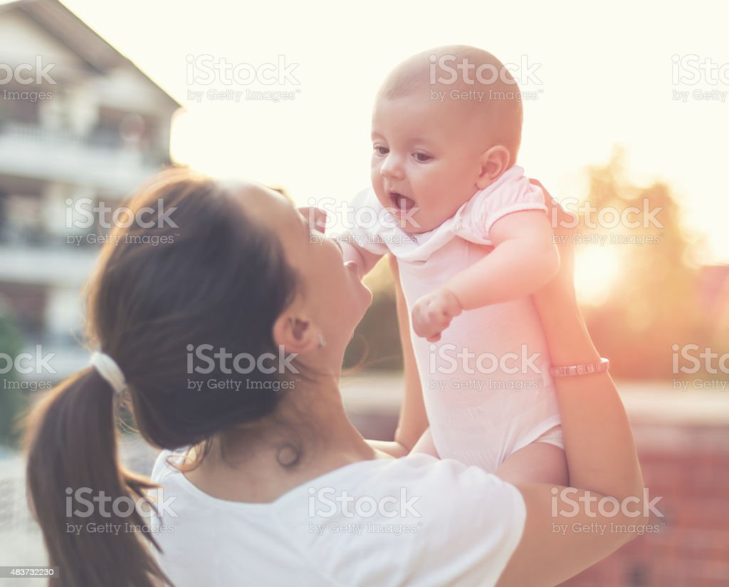 greatest love in the world stock photo