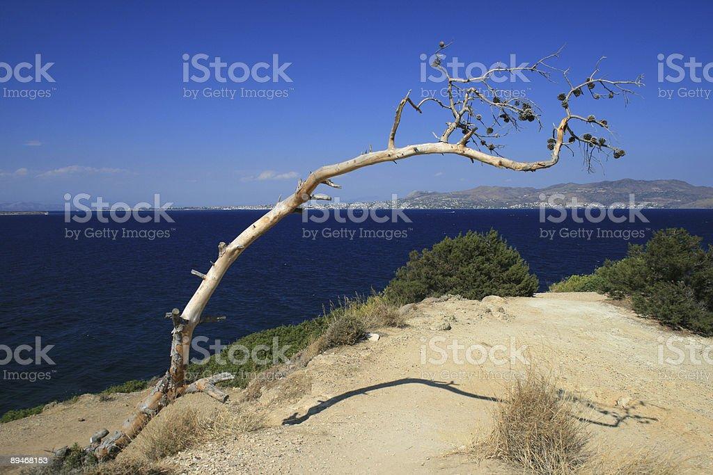 Greece, Aegean stock photo