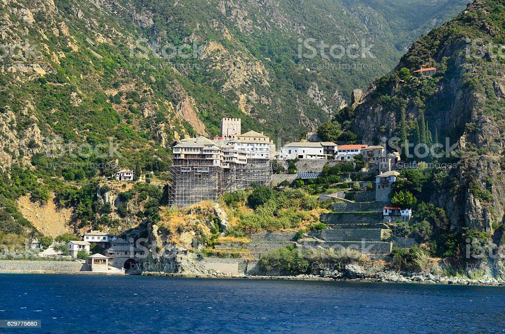 Greece, Athos Peninsula stock photo