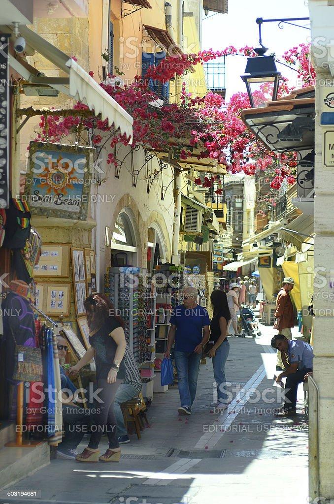 Greece, Crete stock photo