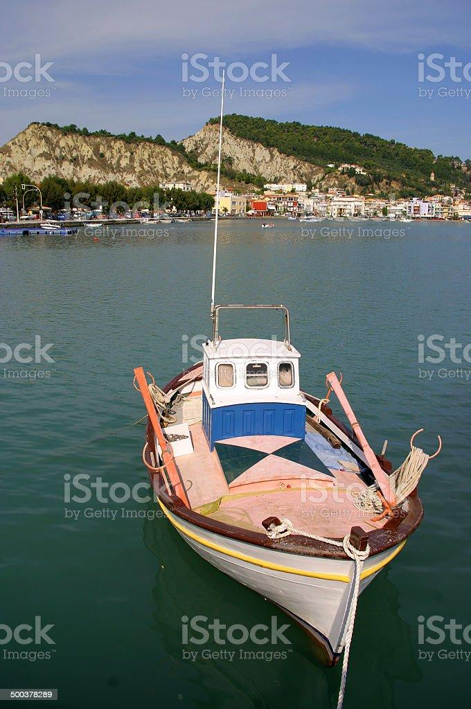 Greece, Ionian Islands, Zante or Zakynthos royalty-free stock photo