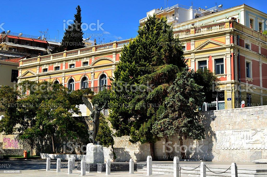 Greece, Kavala stock photo