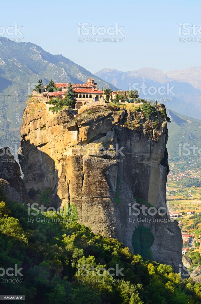 Greece, Meteora stock photo