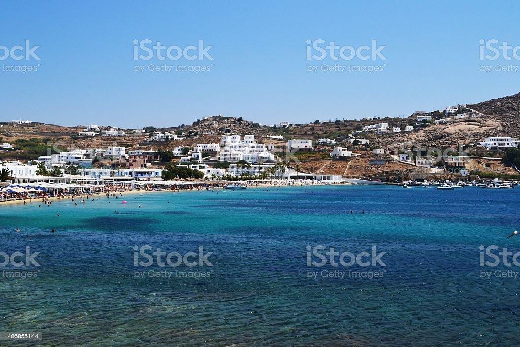 Greece, Mykonos island stock photo
