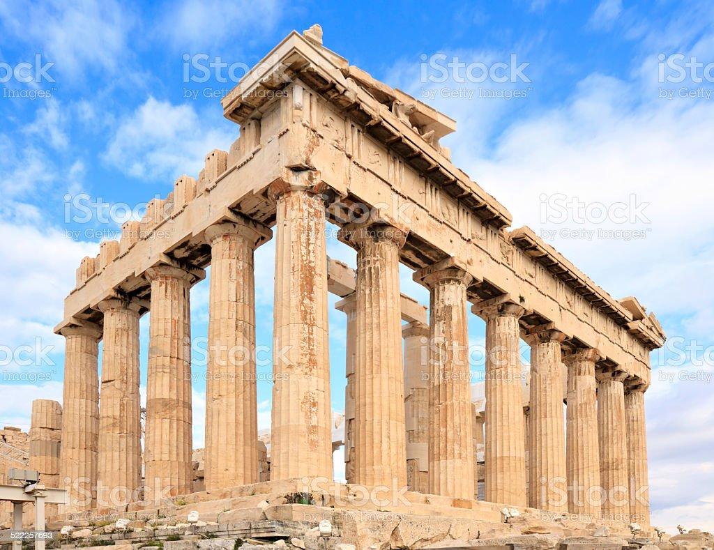 Greece Parthenon stock photo