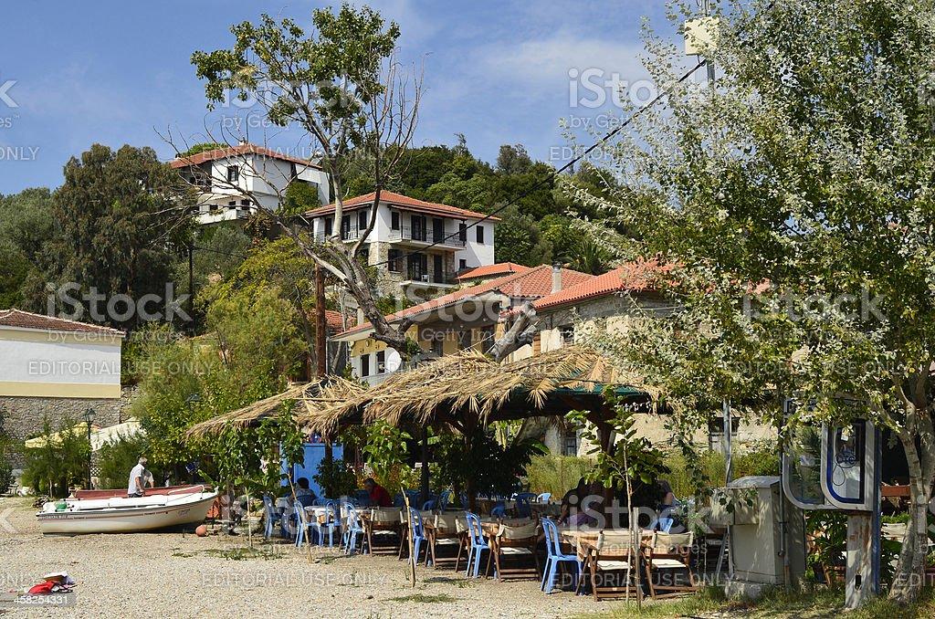 Greece, Pelion royalty-free stock photo