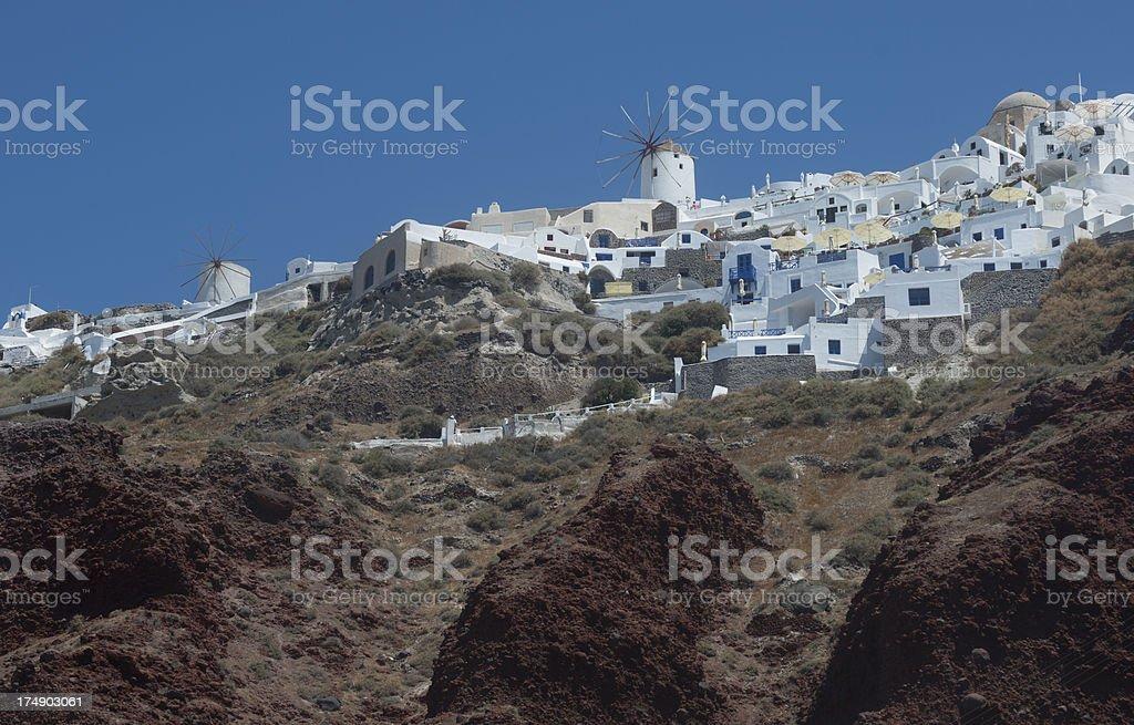 Greece. Santorini stock photo