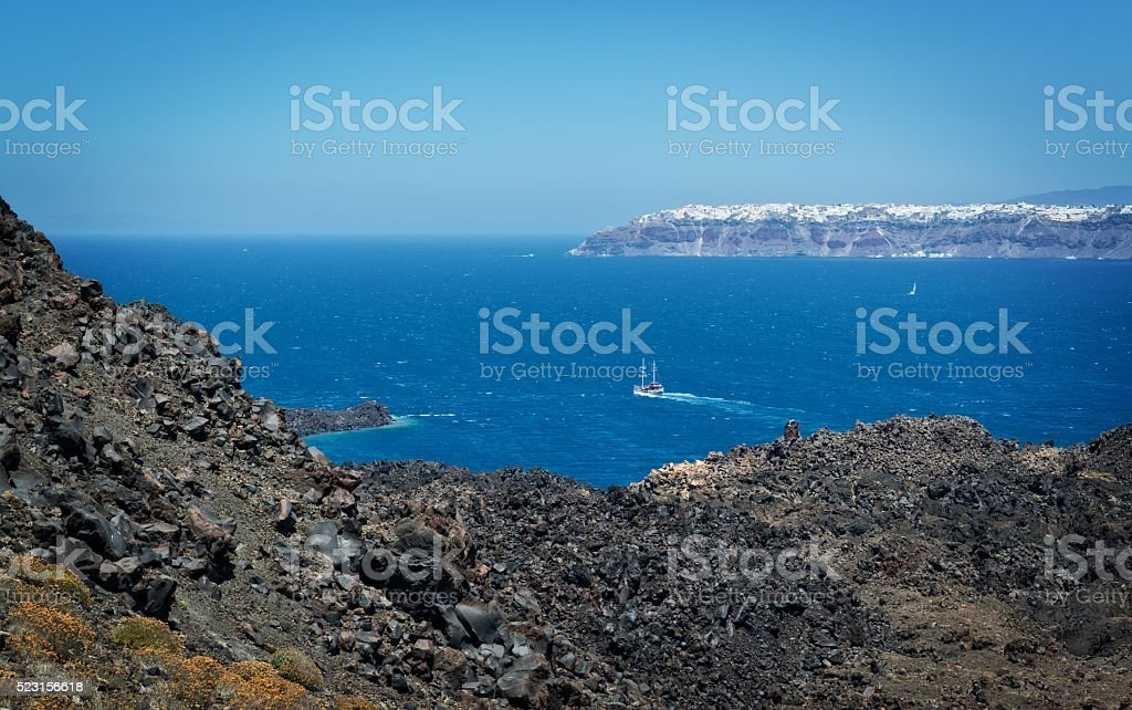 Greece, Santorini stock photo