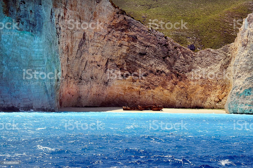 Greece, Zakynthos stock photo