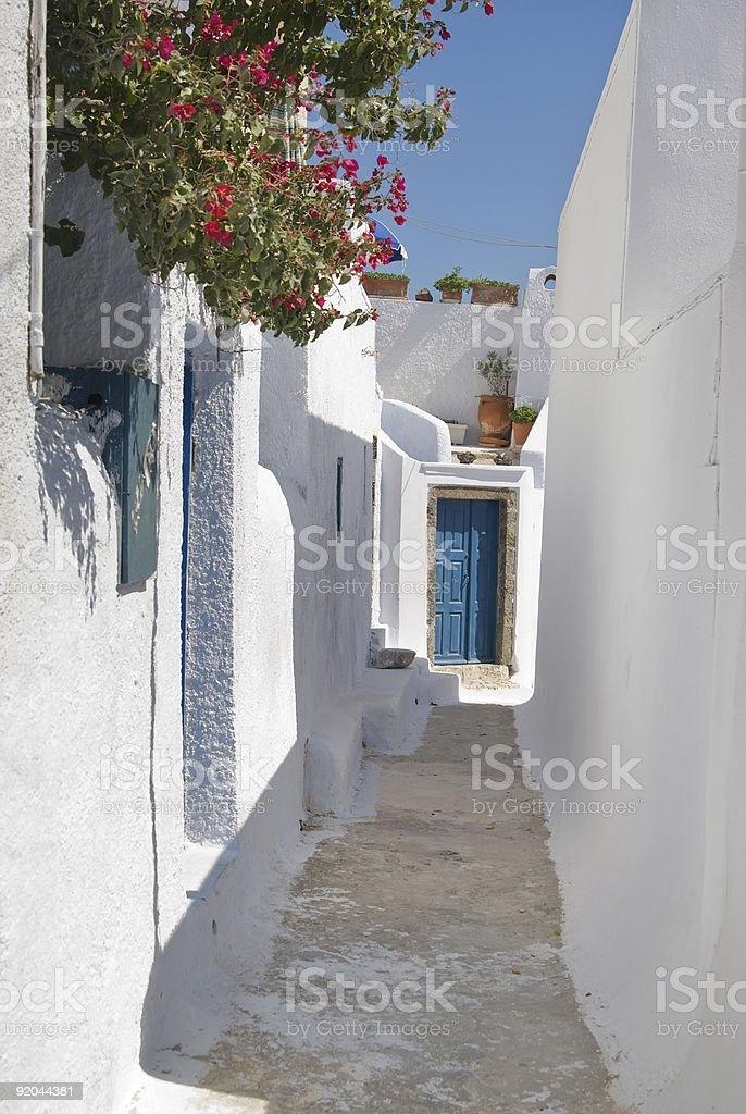 Greek architecture royalty-free stock photo