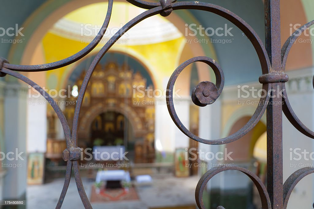 Greek Catholic Church, stock photo