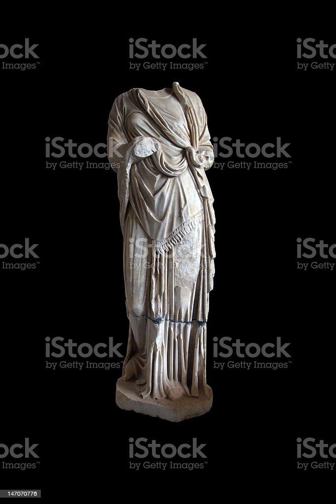Greek goddess royalty-free stock photo