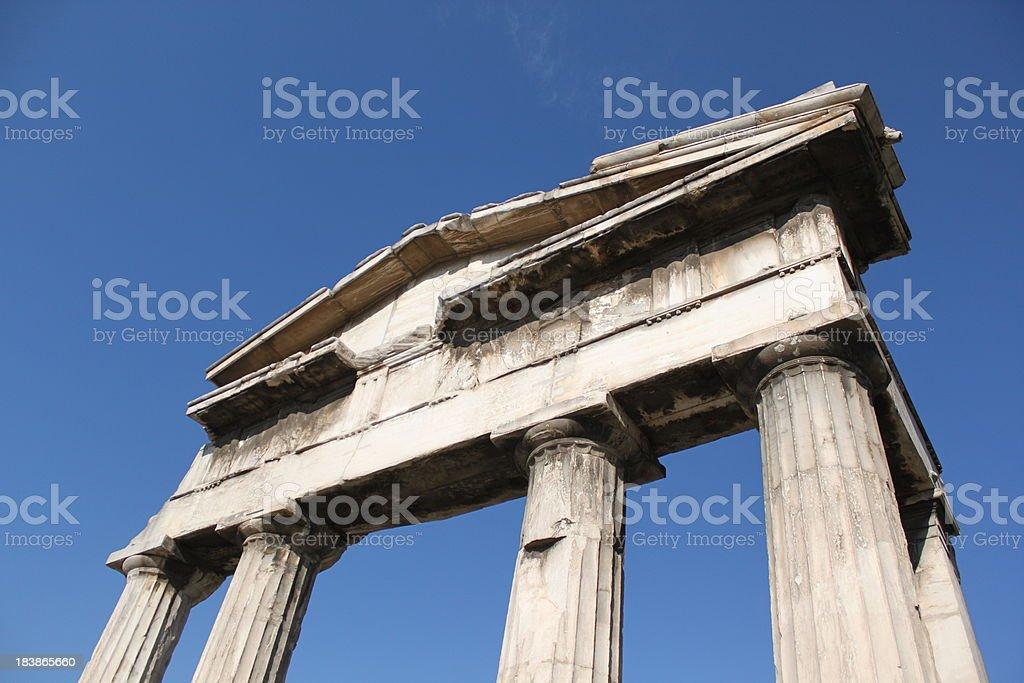 greek stock photo