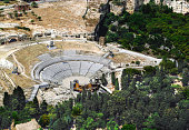 Greek Theatre of Syracuse Sicily