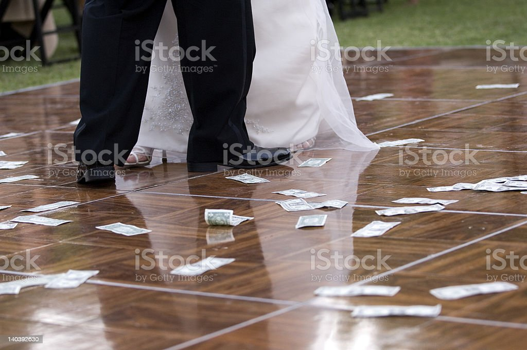 Greek Wedding royalty-free stock photo