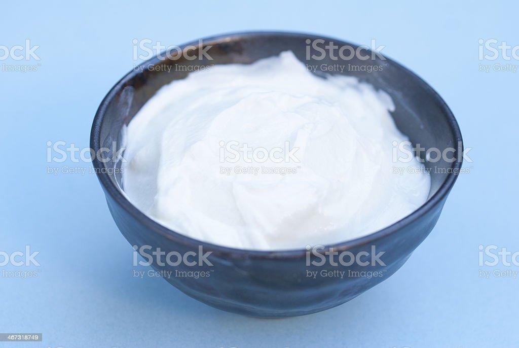 Greek Yogurt stock photo
