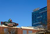 Greektown Casino Hotel Tower
