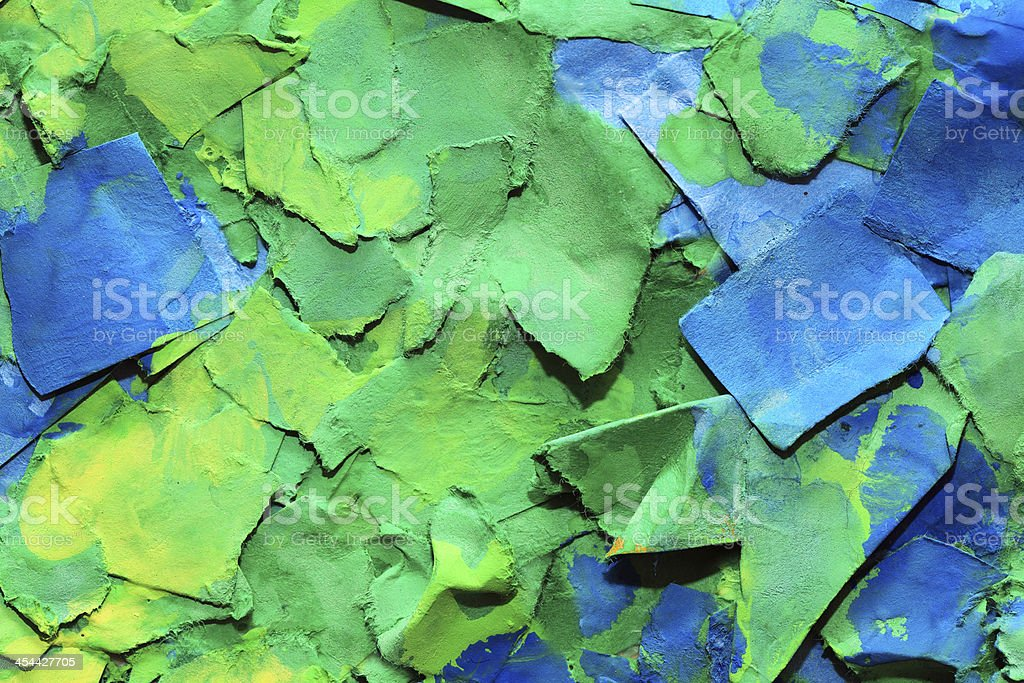 Green Abstract background royalty-free stock photo