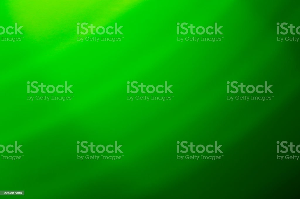 Green Abstract defocused Background stock photo