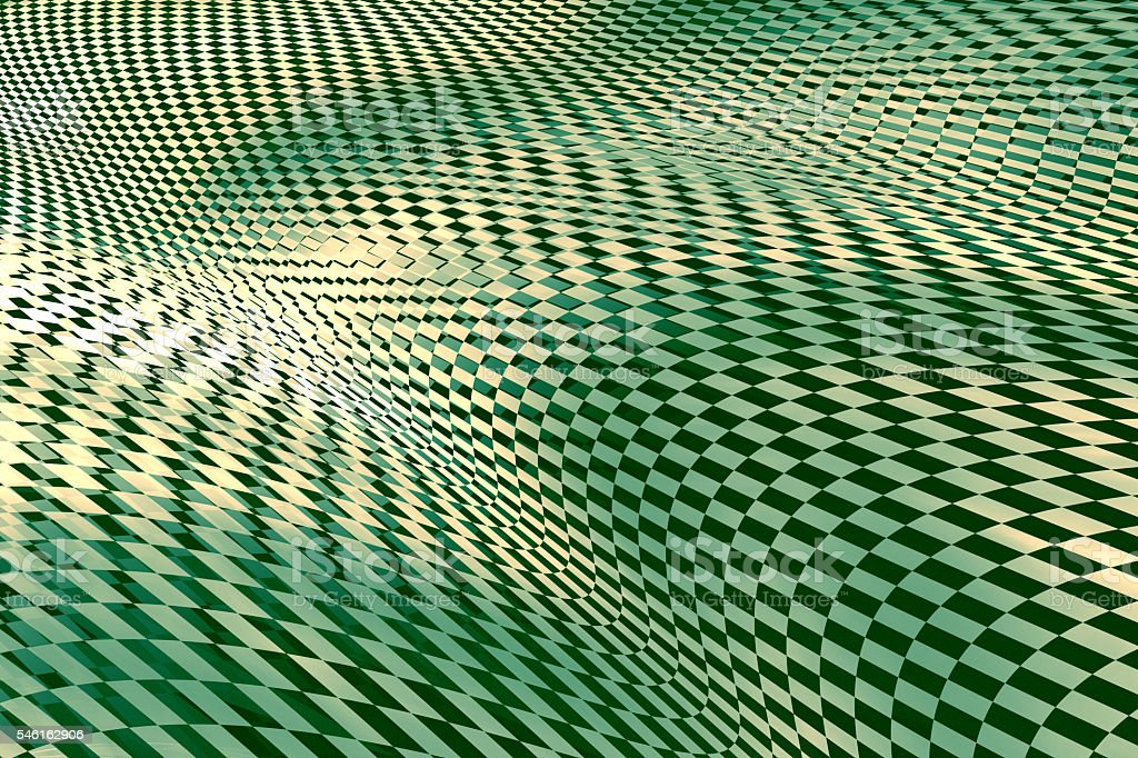 Green abstract modern background stock photo