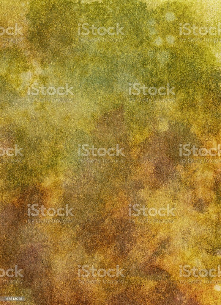Green and brown weathered background stock photo