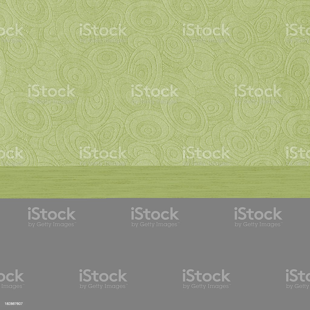 Green and purple paper background royalty-free stock photo