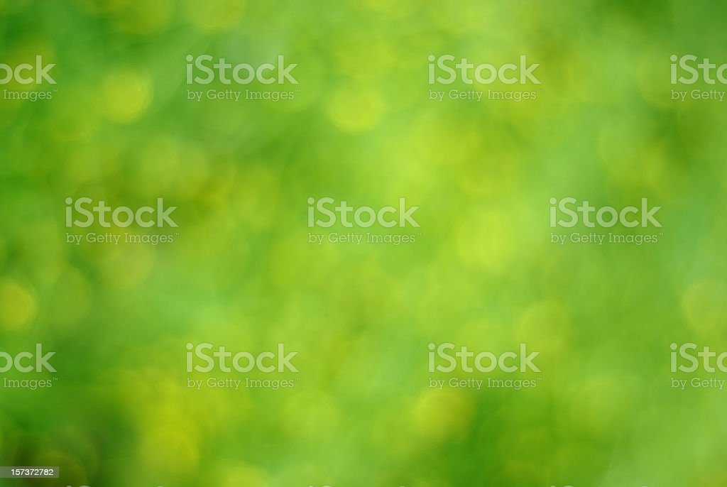 Green and yellow background royalty-free stock photo
