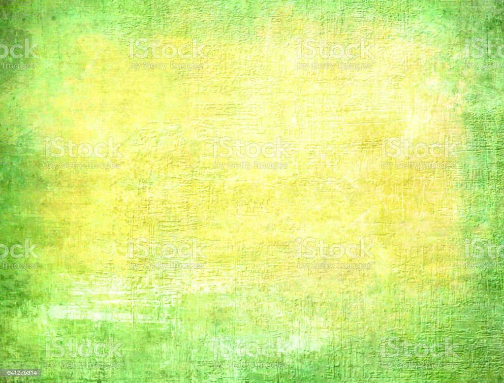 Green and Yellow colorful background stock photo