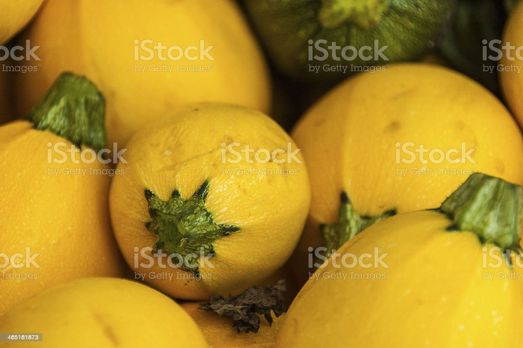 green and yellow stock photo