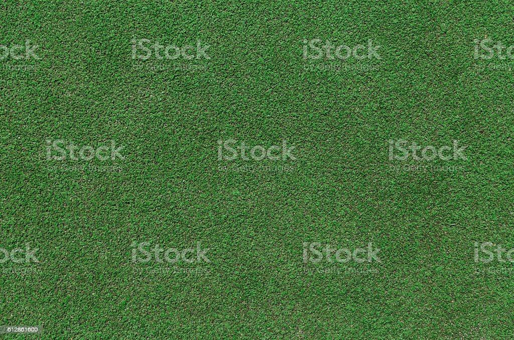 Green artificial grass texture as background stock photo
