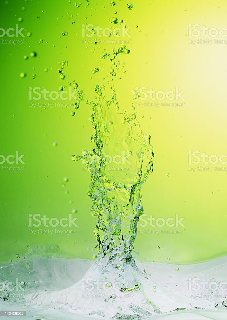 green back royalty-free stock photo