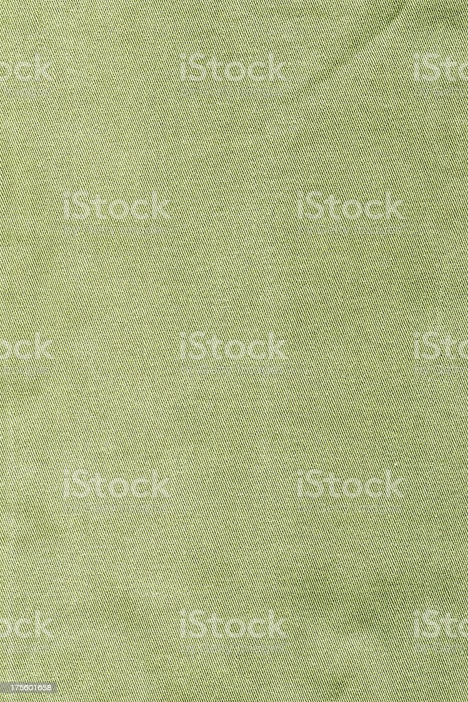 Green background fabric royalty-free stock photo