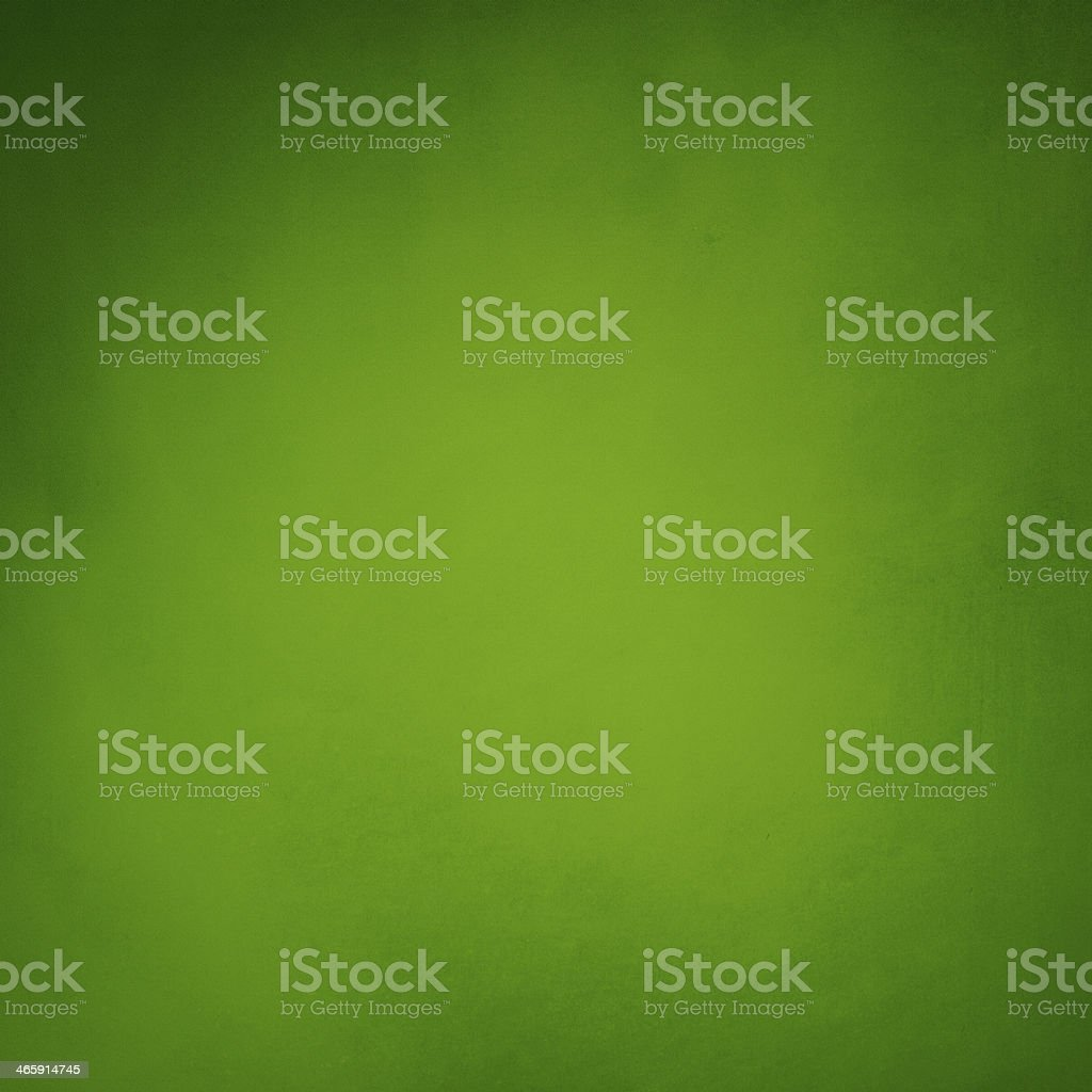green background with old black and light shading border design stock photo