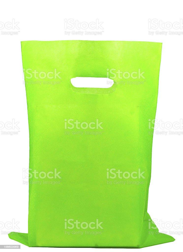 green bag royalty-free stock photo