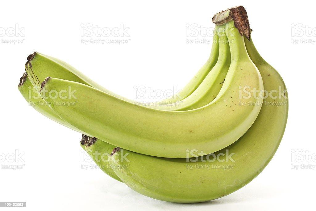green banana royalty-free stock photo