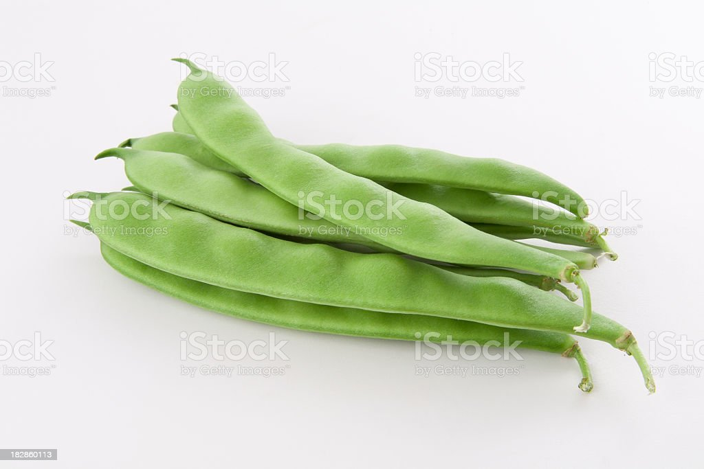 Green Bean royalty-free stock photo