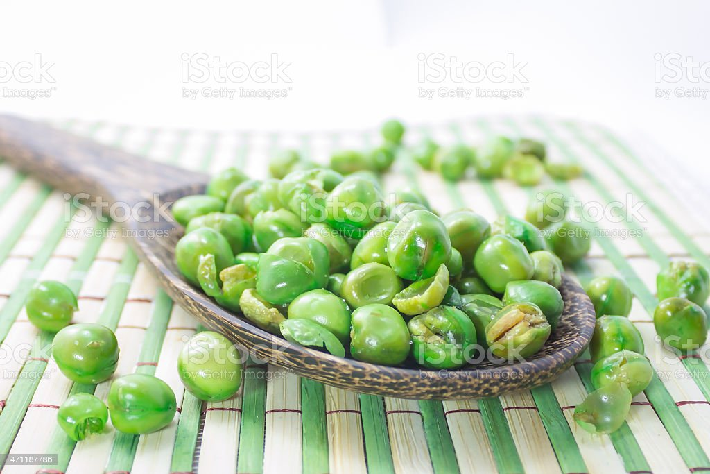 Frijoles verdes foto de stock libre de derechos