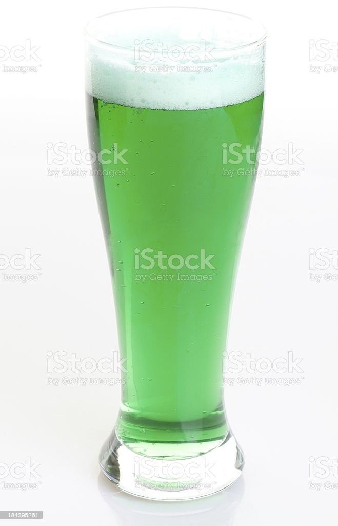 Green Beer royalty-free stock photo