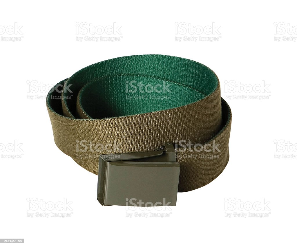 green belt stock photo