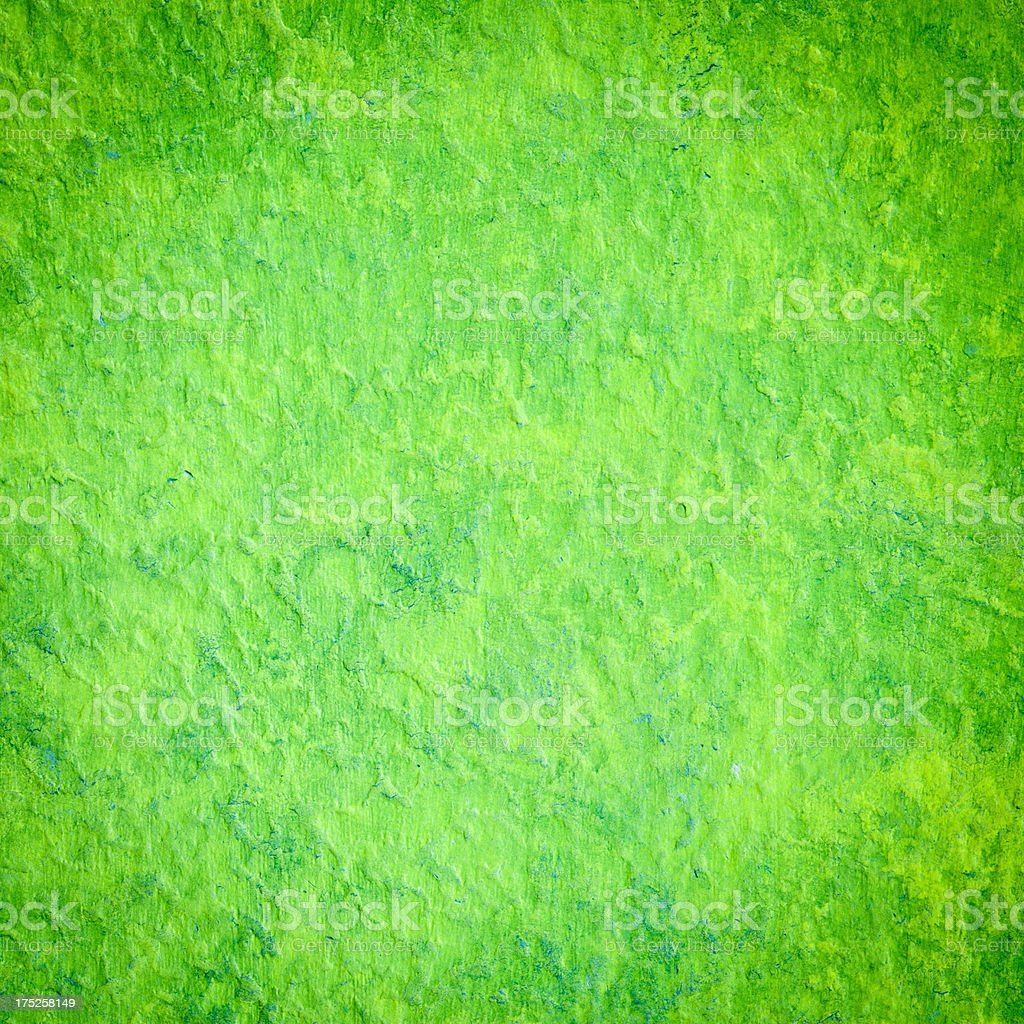 Green Blue Wall Texture, Square royalty-free stock photo