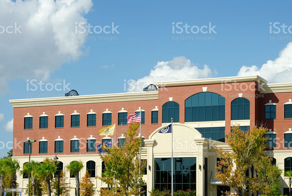 LEED Green Building stock photo