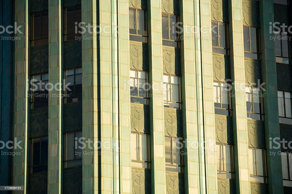 Green Building stock photo