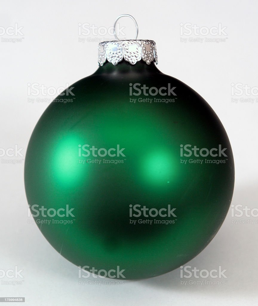 Green Bulb royalty-free stock photo